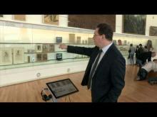 Historial de la Grande Guerre à Péronne en vidéo