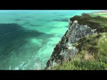 Clip musical au Cap Blanc-Nez