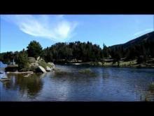Vidéo du lac des Bouillouses