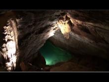 Vidéo de la Grotte du Trabuc