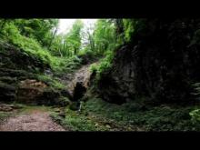Vidéo Antheuil - Grotte du Bel Affreux