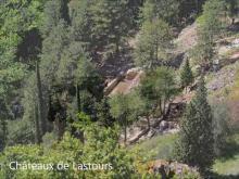Château de Lastours en Vidéo
