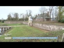 Citadelle d'Arras en vidéo
