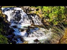Vidéo de la cascade de Fontcouverte