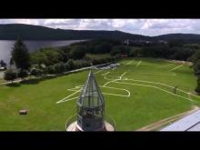 Lac de Vassivière en vidéo