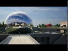 La Cité des Sciences de Paris la Villette en vidéo
