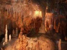 Vidéo de la grotte des grandes Canalettes