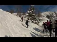 Auris en Oisans en vidéo