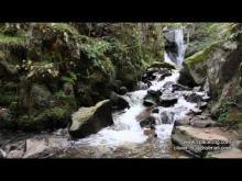 Vidéo des gorges d'Enval