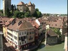 Présentation d'Annecy et de son lac