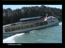 Bateau La Mira  en vidéo