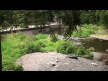 Vidéo de la cascade de Blangy à Hirson