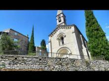 Vidéo de la Roque-sur-Cèze en HD