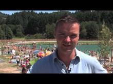 Lac des Sapins en vidéo
