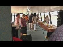 Croisières du Lac d'Orient en vidéo