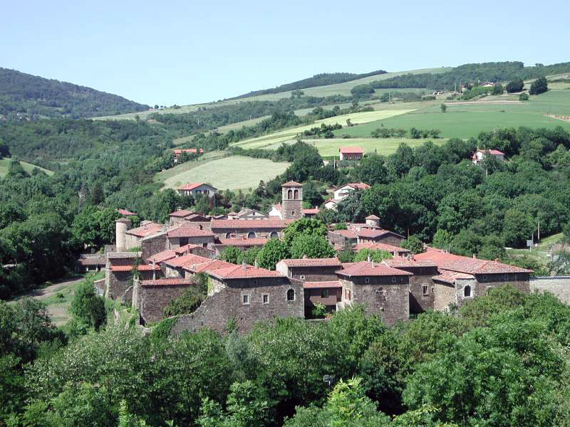 Sainte-Croix-en-Jarez