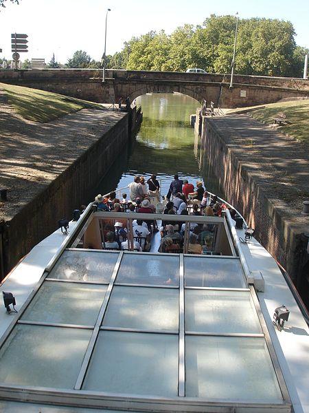 Toulouse Croisières Par Pinpin CC-BY-SA-3.0 via Wikimedia Commons
