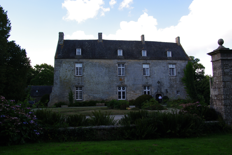 Manoir de Vaumadeuc By Dolly11 CC BY-SA 3.0 via Wikimedia Commons