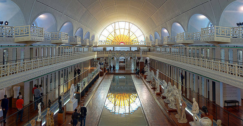 La Piscine - Musée d'Art et d'Industrie By Velvet (Own work) CC BY-SA 3.0 via Wikimedia Commons