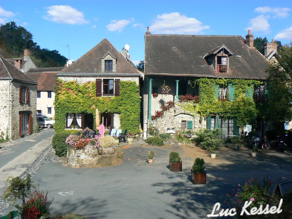 Le village de Gargilesse Dampierre