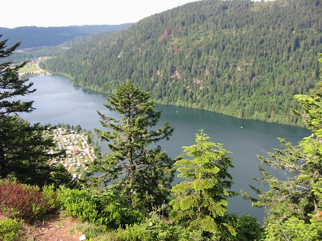 Lacs de longemer et de Retournemer