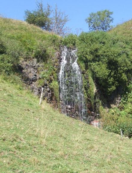 Cascade de Montval