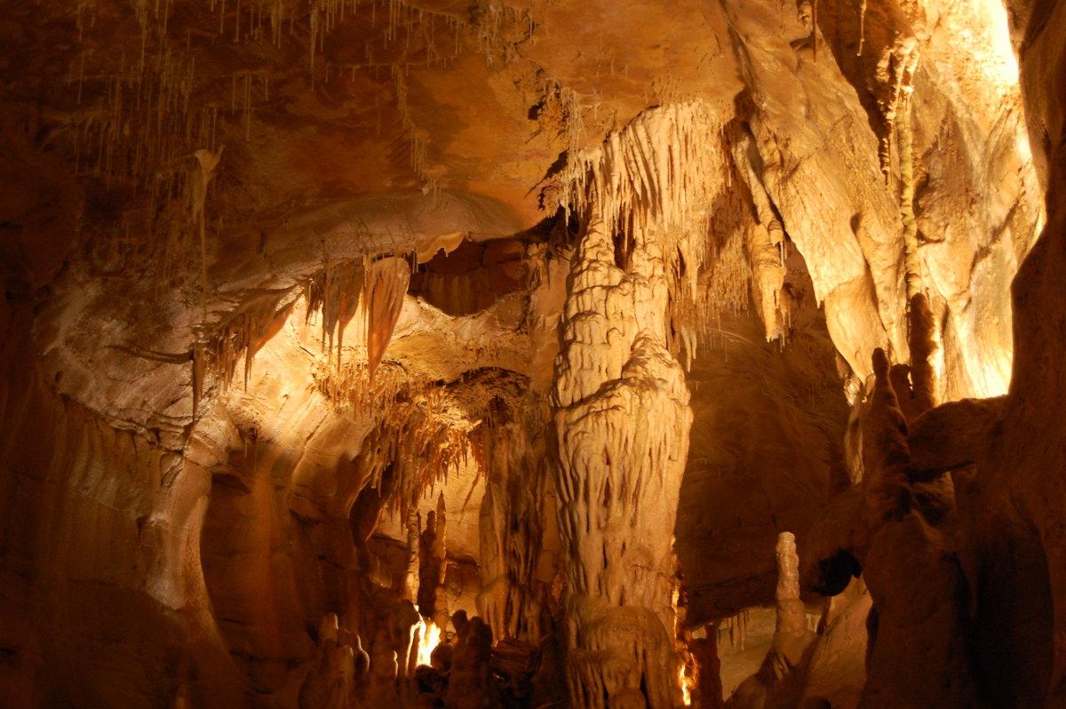 La Grotte préhistoriques de Soyons