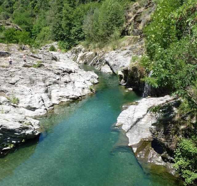 Les cascades du Martinet