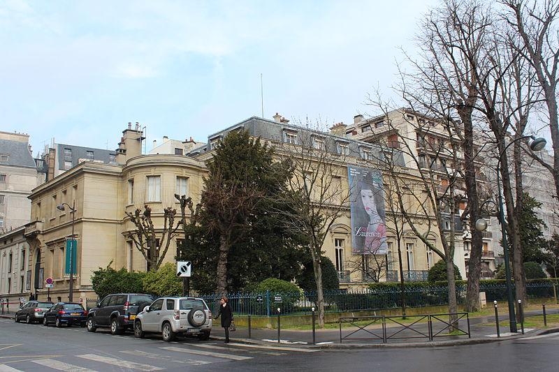 Musée Marmottan Monet By Ardfern (Own work) CC BY-SA 3.0 via Wikimedia Commons