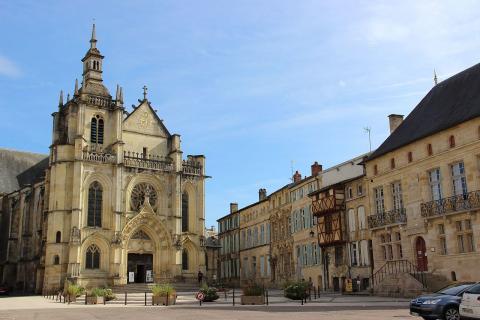Bar-le-Duc By Ketounette CC BY-SA 4.0  via Wikimedia Commons