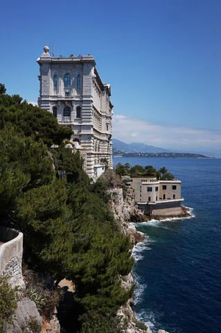 Musée océanographique de Monaco Tiia Monto CC BY-SA 3.0 via Wikimedia Commons