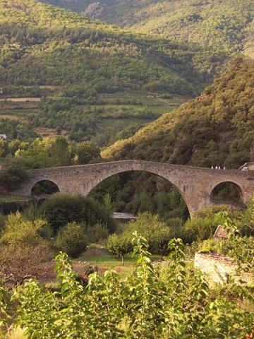 le pont du diable - Olargues (source : wiki)