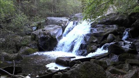 La cascade de la Pisserotte