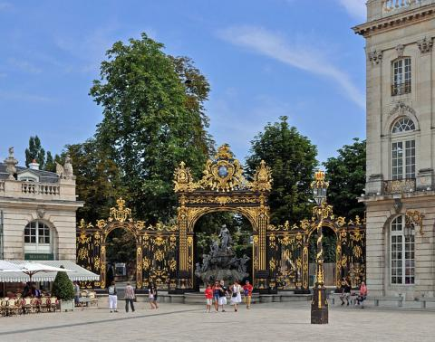 La Place Stanislas Par Marc Ryckaert (MJJR) CC BY 3.0 via Wikimedia Commons