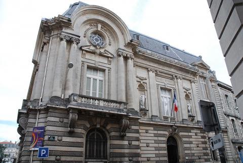 Musée Bonnat-Helleu By Harrieta171 via Wikimedia Commons