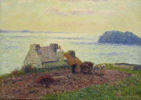 Musée Malraux Henry Moret [Public domain], via Wikimedia Commons