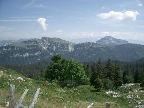 Parc naturel régional de Chartreuse By Gemini1980 via Wikimedia Commons