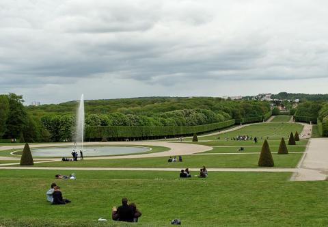 Parc de Sceaux By besopha CC BY-SA 2.0 via Wikimedia Commons