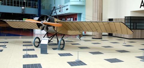 Musée de l'Air et de l'Espace By Roland Turner CC BY-SA 2.0 via Wikimedia Commons