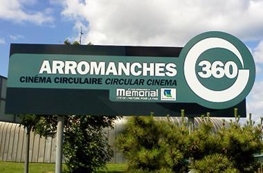 Arromanches 360 photo d'arromanches360.com