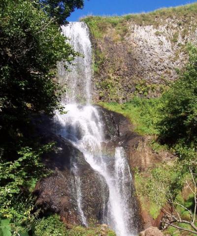 Cascade du Saillant