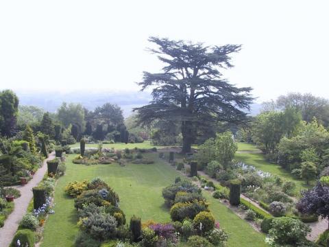 Le jardin d'Orchaise photo de orchaise.fr