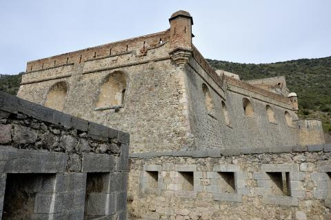 Fort Libéria By Doronenko CC BY-SA 3.0 via Wikimedia Commons