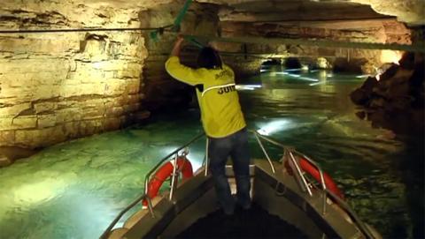 Site des Grottes de beze