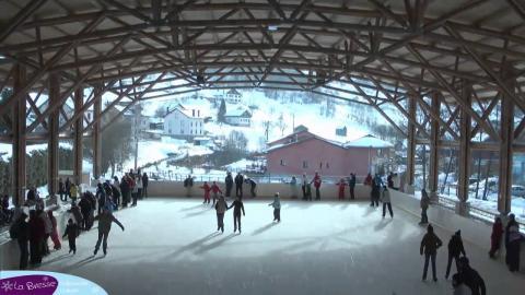 Patinoire de La Bresse photo de youtube.com