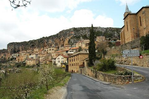 Le village de Peyre