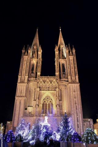 cathedrale de Coutances Sébastien Bonet