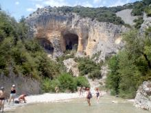Les Gorges du Toulourenc