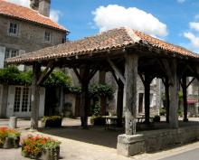 Le village de Mortemart