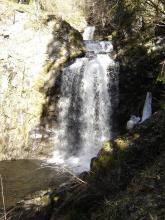Cascade de Cornilllou